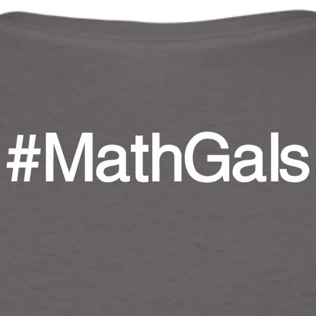 Math Gals 1sts &Me with #MathGals hashtag