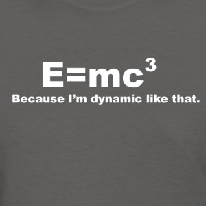 Einstein Formula Spoof White Logo - Women's T-Shirt
