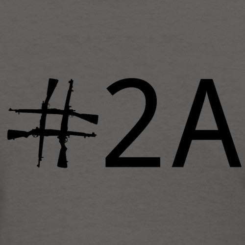 Hashtag 2A - Women's T-Shirt