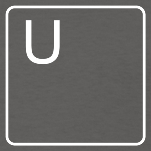U Key (White) - Women's T-Shirt