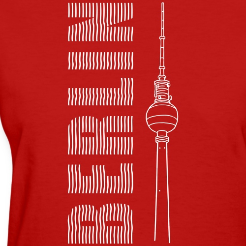 Berlin TV Tower - Women's T-Shirt