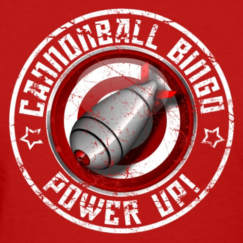 Vintage Daubs Away Power-Up Tee - Women's T-Shirt