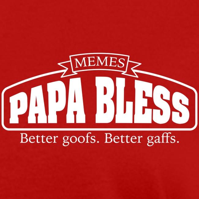 papa meme white4000