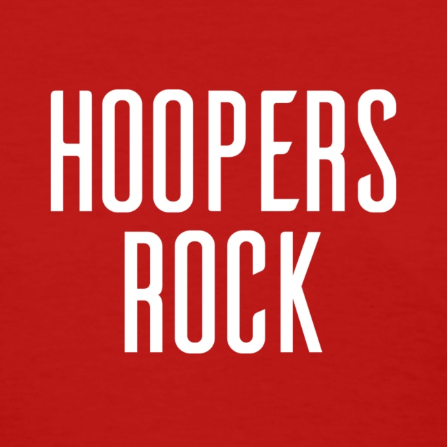 Hoopers Rock - White