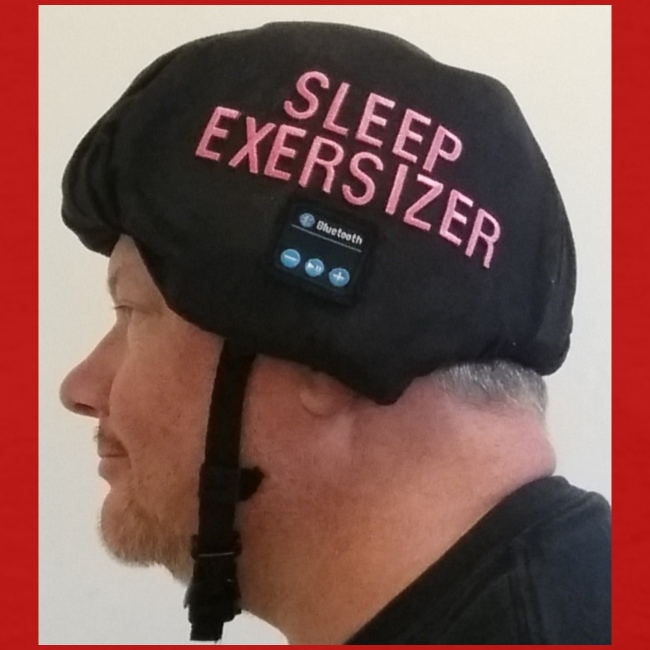 Sleep Exersizer Helmet Model