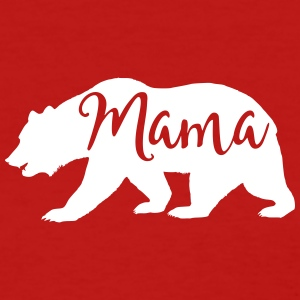 mama bear - Women's T-Shirt
