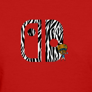 Switch Nation | Zebra Nation - Women's T-Shirt