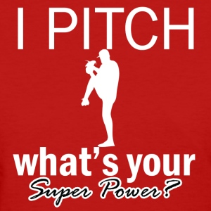 pitch design - Women's T-Shirt