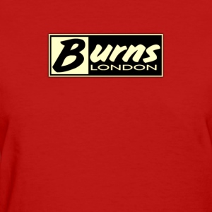 burns london - Women's T-Shirt