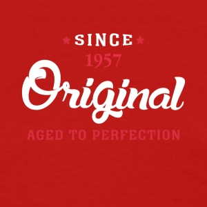 Since 1957 Original Aged To Perfection - Women's T-Shirt
