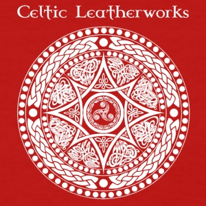 Celtic Leatherworks Beast Targe - Women's T-Shirt