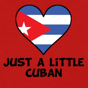 Just A Little Cuban - Women's T-Shirt