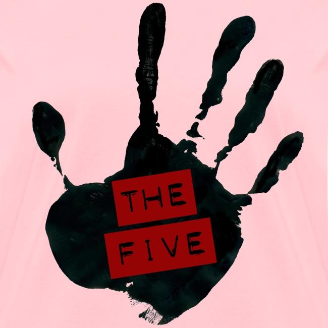 the five logo black on transparent