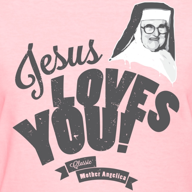 Classic Mother Angelica Dark