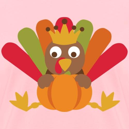 turkeypumpkin png - Women's T-Shirt