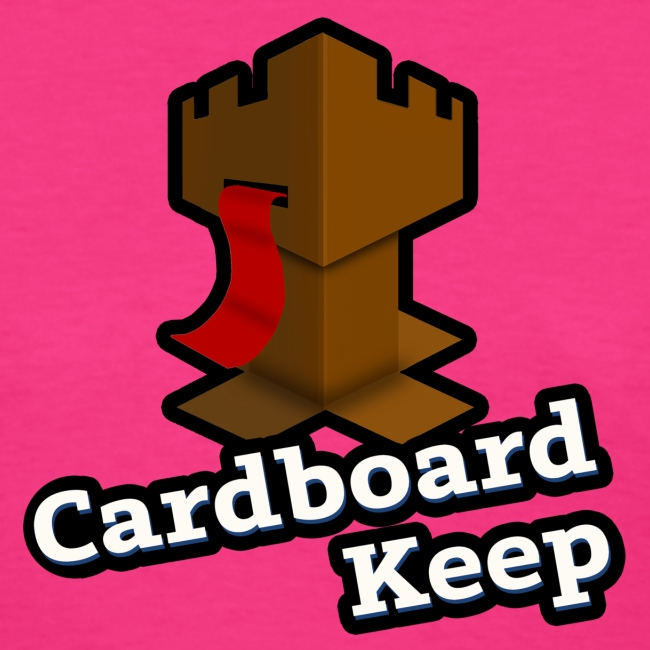 Cardboard Keep Logo