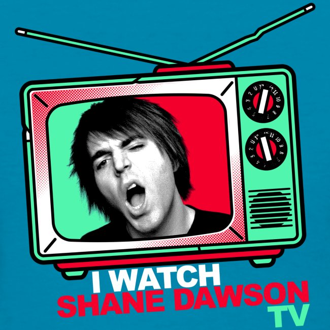 dawsontv for black shirts Shane Dawson