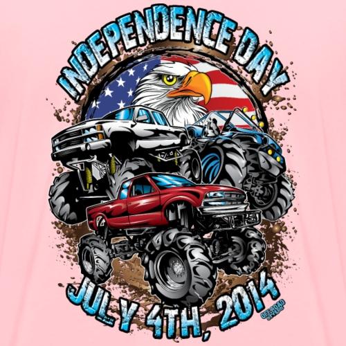 Independence Mud Trucks - Women's T-Shirt
