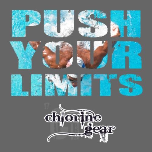 Motivational Push your limits - Women's T-Shirt