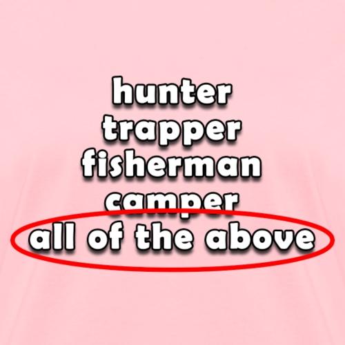 CloverTac Outdoorsman Tee - Women's T-Shirt