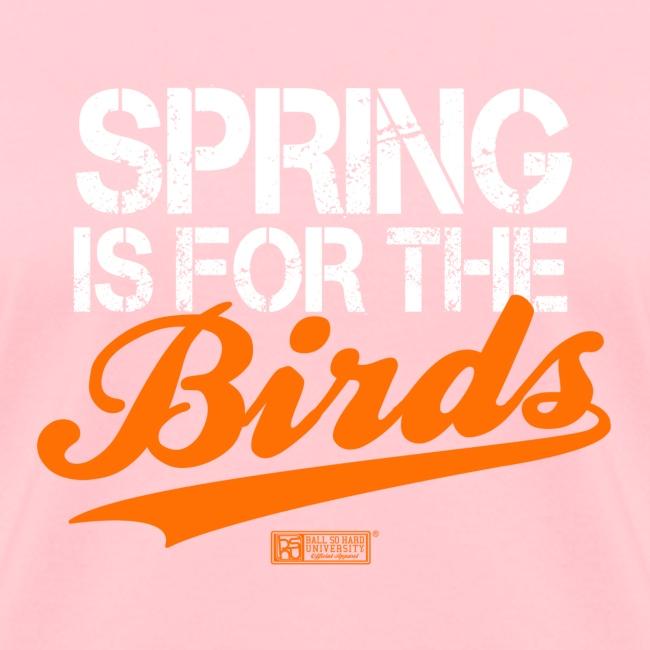 BSHU Spring Birds