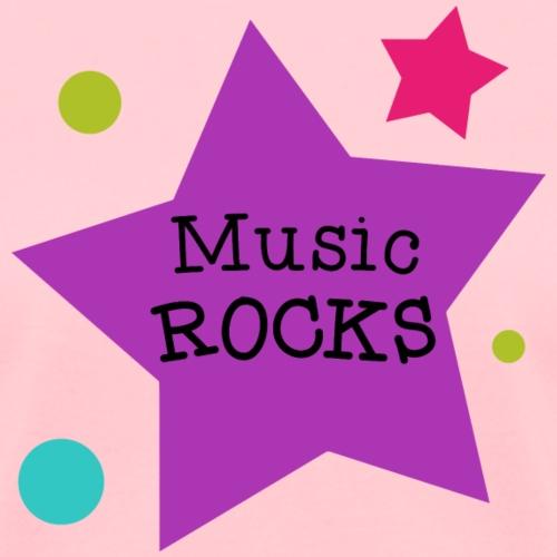 musicrocks - Women's T-Shirt