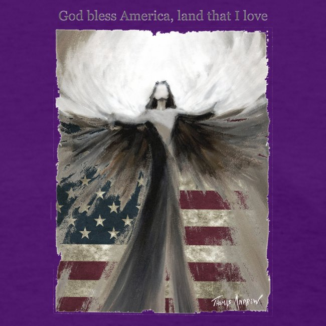 God bless America_design5