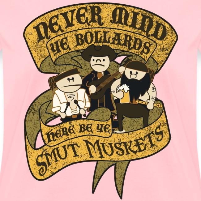 Never Mind Ye Bollards...