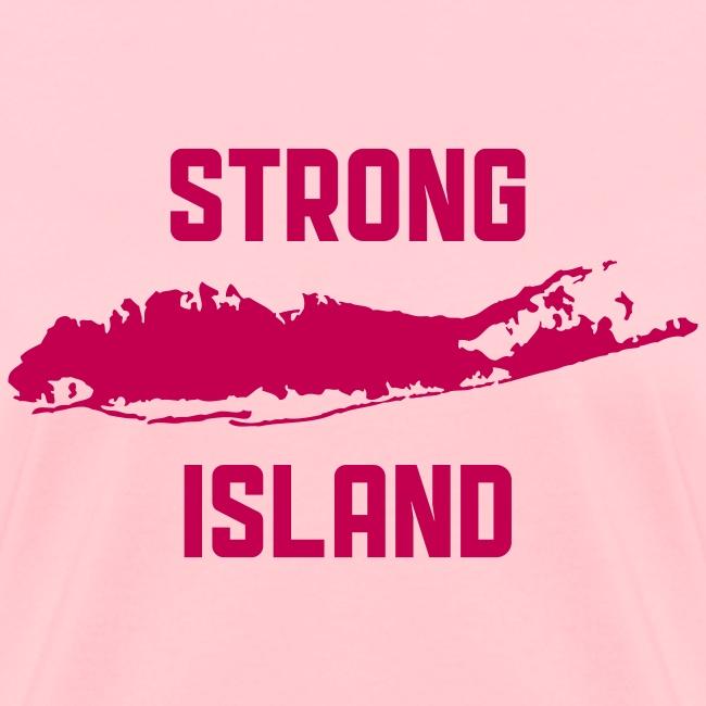 S-2XL LONG ISLAND REPRESENT Women/'s T-shirt Strong Island New York City NYC