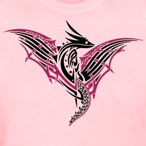 Fantasy dragon with wings - Women's T-Shirt