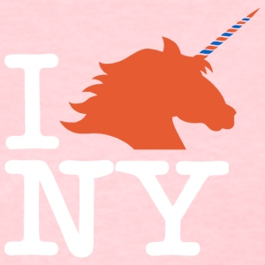 I Unicorn New York - Women's T-Shirt