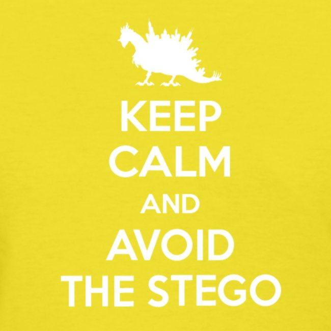 Keep Calm white