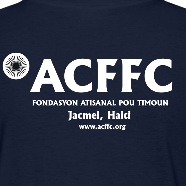 ACFFC t shirt FRONT png
