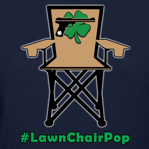 Lawn Chair Pop Tee - Women's T-Shirt