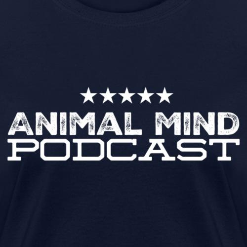 Animal Mind Patriotic Logo - Women's T-Shirt