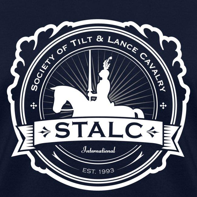 STALC Logo White only