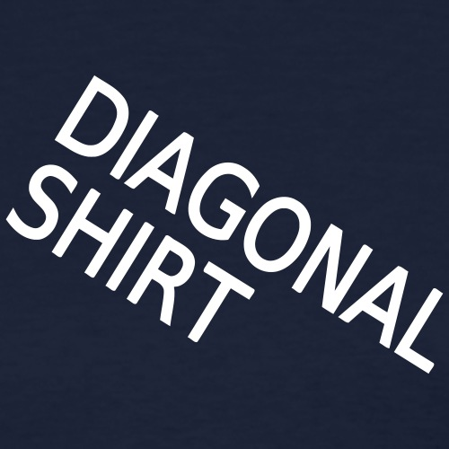 diagonalshirt2 - Women's T-Shirt