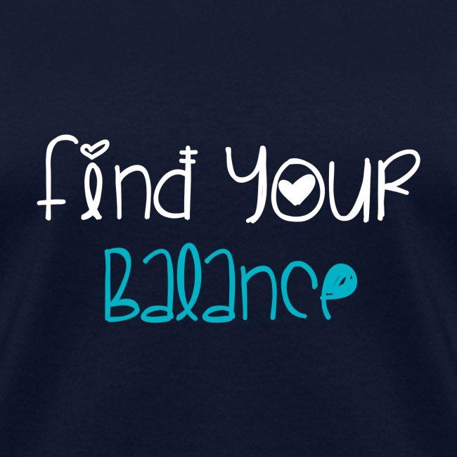 find your balance light
