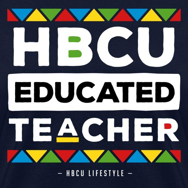 HBCU Educated Teacher