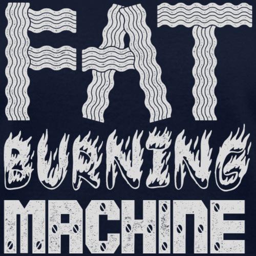 Fat burning machine - Women's T-Shirt