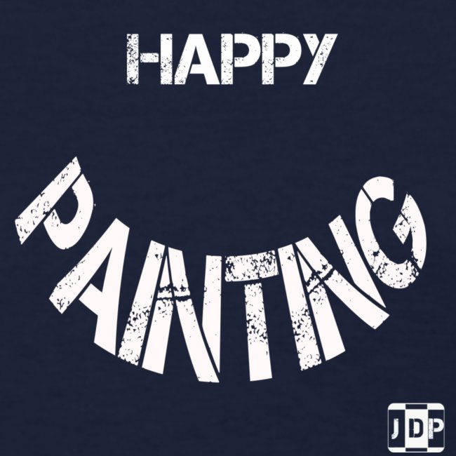 Happy Painting with Logo