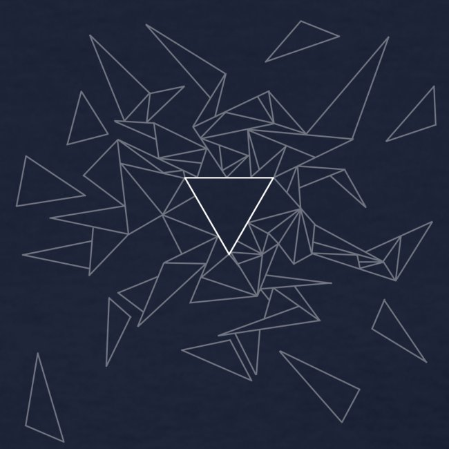 Triangles - Dimmed