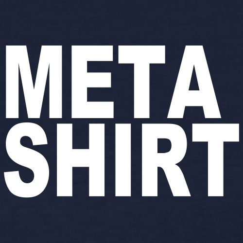 metashirt - Women's T-Shirt