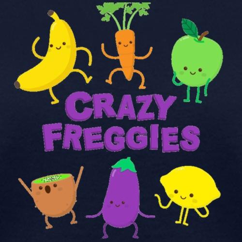 Vegetables a big friends - Women's T-Shirt