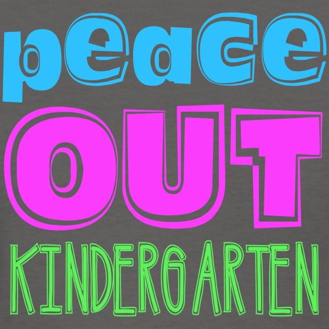 Kreative In Kinder Peace Out