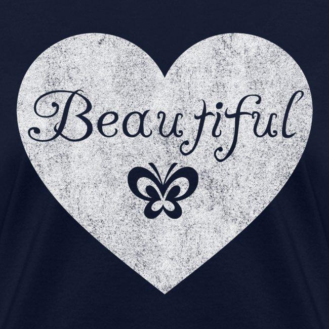 Beautiful, w butterfly