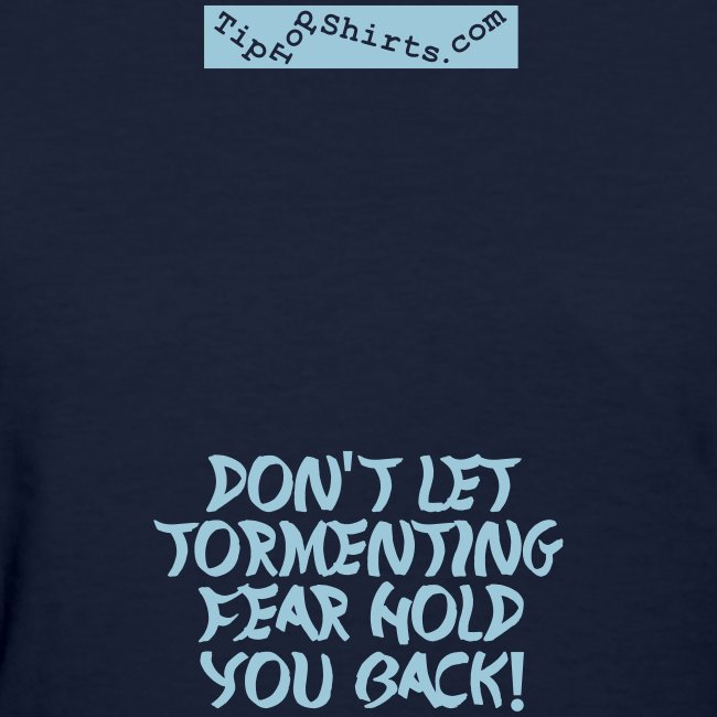 TORMENTING-FEAR-Shirt-Fro