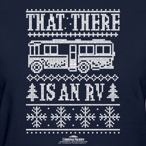 Christmas Vacation RV Faux Sweater T-Shirt - Women's T-Shirt