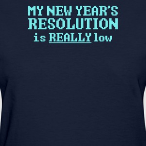 Resolution is realy low - Women's T-Shirt