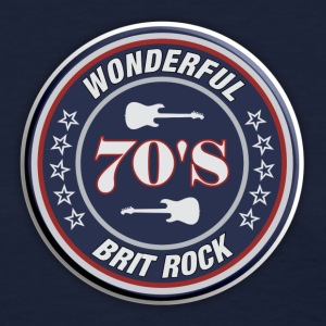 70's brit rock - Women's T-Shirt